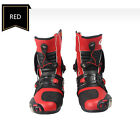 Hot Waterproof Breathable Touring Motorcycle Bike Boots Road Riding Cool Style