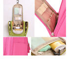 Makeup Handbag Organizer Toiletry Bag Cosmetic Holder Wash Pouch Travel Case Zip