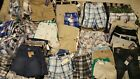 lot of  100 piece Wholesale Boys Cargo and Jeans short  all new with tags.