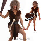 CL839 Boner Prehistoric Caveman Costume Fancy Dress Up Funny Bucks Party Outfit