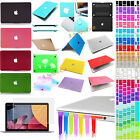 "Macbook Accessory Cut-Out Hard Case Cover For Air 11"" 13"" Pro 13""15"" New 12 inch"