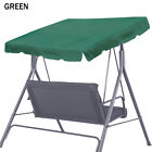 "Replacement Canopy for 73x52"" Swing Hammock Polyester Cover Patio Outdoor Top"