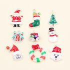 New 9 Seed -1 Mixed Different Beautiful Christmas Charms Pendant