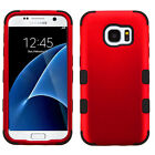 For Samsung GALAXY S7 /Edge Rubber Hybrid Hard Protective Case Cover Shockproof