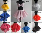 Crystal Bra Flare Skirt Outfit Set Custom Size Costume Showgirl