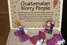 TRADITIONAL GUATEMALAN WORRY DOLL BOOKMARK OR IN POUCH