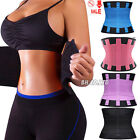 Body shaper Waist Trainer Cincher Underbust Xtreme Black Sport Trimmer Corset