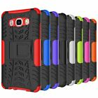 Rugged Hybrid Armor Shockproof Hard Case Stand Cover For Samsung Galaxy J7 2016