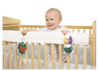 Leachco Easy Teether Crib Teething Rail Cover - White (13520)