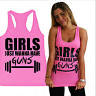 New Popular Women Cotton Sport Bodybuilding Yoga Fitness Printed Vest Tank Tops