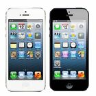 "Apple iPhone 5 - 16 32 64GB GSM ""Factory Unlocked"" Smartphone Black / White"