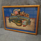 Old Style Beer 2003 Chicago Cubs Wrigley Field Friendly Confines Tacker Framed