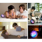 New Crystal Ball Bluetooth Stereo Speaker Color Magic Lighting for Apple Samsung