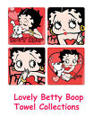 "Betty Boop Beach/Bath Towel Collections 30""x60"" Star"
