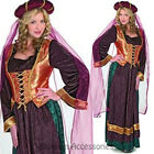 I70 Roman Warrior Gown Game Thrones Renaissance Medieval Queen Dress Up Costume