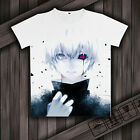 Japan Anime fairy tail Casual Costume Summer style Short Sleeve T-shirt Tee Top