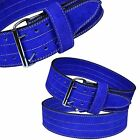 AD Leather, Power Weight Lifting Body Building GYM Training Back Support Belt
