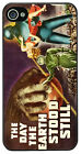 Day The Earth Stood Still Vintage Movie Poster Cover/Case For iPhone 4/4S. Gift