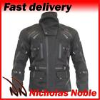 RST PARAGON V 1416 MENS Black PRO SERIES WATERPROOF MOTORCYCLE TOURING JACKET