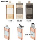 3 IN 1 USB 3.0 i-Flash Drive Memory Stick U Disk for iPhone 6 6s 7 PLUS Samsung