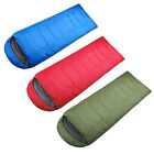 Envelope Mummy Camping Sleeping Bag Summer Hiking High Quality Single