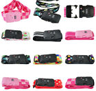 TSA Password Travel Luggage Suitcase Secure Lock Safe Packing Nylon Belt Strap