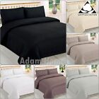 Base Valance, Duvet Cover & Flat Sheet 100% Egyptian Cotton 200 Thread Count