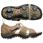 CloseOut FootJoy GreenJoys Sandals 48453 Taupe 5 6 11 Medium Width