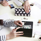 HIMORI With Alice & Rim - Clear Wallet V.2 - Womens Long Size Bifold Wallet