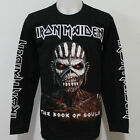 Iron Maiden The Book of Souls Long Sleeve T Shirt Size S M L XL 2XL 3XL
