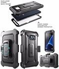 Kickstand SUPCASE Case For Samsung GALAXY S6 EDGE PLUS Belt Clip Holster Cover