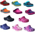 Boys Girls Kids Children Eva Clogs Beach Summer Flip Flops pool Shower Sandals