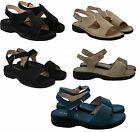 NEW WOMENS LADIES SLINGBACK LOW WEDGE HEEL STRAPPY FLAT SUMMER SANDALS SHOES 4-8