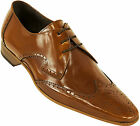 Jeffery West Black Line Gibson College High Shine Brogue