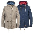Trespass Chorley Womens Ladies Waterproof Hooded Rain Coat Jacket