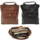 Jill-e E-GO Laptop Tote Women's Leather Hand Bag DSLR Camera Case NEW