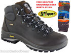 LADIES WALKING BOOTS - GRISPORT FUSE  HIKING BOOTS - VIBRAM SOLES - WATERPROOF