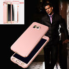 *360 DEGREE FULL BODY PROTECTION* Front+Back Cover Case For*SAMSUNG GALAXY S6*