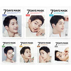 [FORENCOS] 7 Days Mask 25ml * 10pcs (Song Joong Ki Covers) / Anti wrinkle