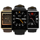 NO.1 D6 3G WCDMA Smart Watch 1GB 8GB Wrist For Android 5.1 GPS WiFi Heart Rate
