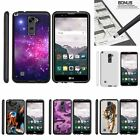 For LG Stylus 2| Stylo 2| Slim Fit Hard 2 Piece Case Heavenly Stars