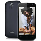 "4.5"" DOOGEE X3 3G Smartphone IPS Android5.1 MT6580 Quad Core 8GB 2xSIM Unlocked"