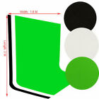 Photography Studio Black White Chromakey Green Video Backdrop Background Screen