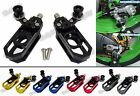CNC Chain Adjusters Tensioners with Swingarm Spools Fit 2006-2016 YAMAHA YZF R6