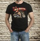 BIKE / TOYS FOR BIG BOYS T-SHIRT