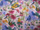 BIRDS AND FLOWERS--SCRUB HATS / MEDICAL /SURGICAL-YOUR CHOICE IN STYLE--COLORFUL