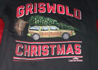 National Lampoon Christmas Vacation Griswald Christmas Funny Adult T-Shirt NWT