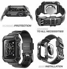 For APPLE Watch Case 42 mm Rugged Bands Strap Cover Protective Shell Bumper 2015