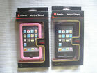 ipod touch 2G verona sleeve leather case in black or pink brand new  FREE P&P