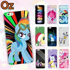 My Little Pony Cover for iPhone 5/5S, Quality Painted Case WeirdLand
